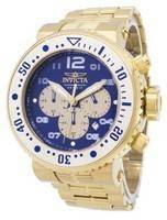 Invicta Pro Diver 25077 Chronograph Quartz 500M Men's Watch