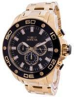 Invicta Pro Diver SCUBA 26076 Quartz Chronograph Men's Watch