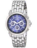 Invicta Specialty Collection Multifunction Blue Dial 2876 Men's Watch