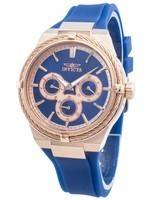 Invicta Bolt Blue Dial Quartz 28912 Women's Watch