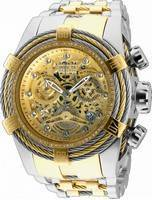 Invicta Reserve Bolt 30070 Quartz Chronograph Diamond Accents 200M Men's Watch