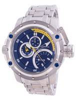 Invicta Coalition Forces Blue Dial Quartz 30379 Men's Watch