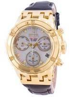 Invicta Jason Taylor 30488 Relógio de quartzo com cronógrafo de edição limitada 500M