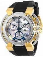 Invicta Coalition Forces Chronograph Quartz 31686 300M Diver's Watch Masculino