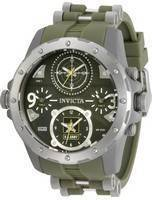 Invicta U.S. Army 31966 Quartz Chronograph 100M Men's Watch