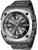 Invicta Reserve Charcoal Dial Stainless Steel Automatic 32067 100M Men's Watch