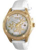Invicta Wildflower Ocean Voyage 32666 Quartz Diamond Accents 100M Women's Watch