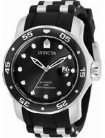 Invicta Pro Diver Black Dial Automatic 33341 200M Men's Watch