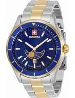 Relógio masculino Invicta Pro Diver Moon Phase Quartz 33467 100M