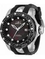 Invicta Venom Mother Of Pearl Dial Automatic 33598 1000M Diver's Men's Watch