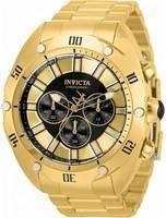 Relógio masculino Invicta Venom Chronograph Black Dial Quartz 33744 100M