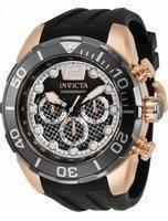 Invicta Pro Diver Chronograph Quartz 33822 100M Men's Watch