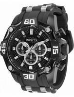 Invicta Pro Diver Chronograph Quartz 33843 100M Men's Watch