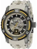 Invicta U.S. Army Camouflage Dial Automatic 34108 100M Men's Watch