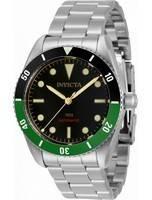 Relógio masculino Invicta Vintage Pro Diver Diver Automático 34335 200M Masculino