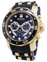 Relógio Invicta Pro Diver Chronograph Quartz 100M 6981 Masculina