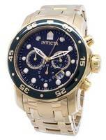 Invicta Pro Diver Chronograph Quartz 200M 80074 Men's Watch
