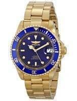 Relógio Invicta automático Pro Diver 200m Dial azul INV8930OB/8930OB masculino