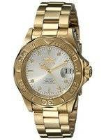 Invicta Pro Diver Automatic Gold Dial 9010 Men's Watch