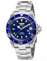 Relógio Invicta Pro Driver Dial azul automático INV9094/9094 masculino