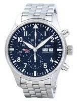 "IWC Pilot's ""LE PETIT PRINCE"" Edition Chronograph Automatic IW377717 Men's Watch"