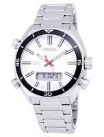 Citizen Quartz Analog Digital JM5460-51A Men's Watch