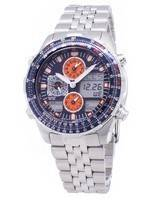 Citizen Navihawk Pilot JN0121-82L Chronograph Men's Watch