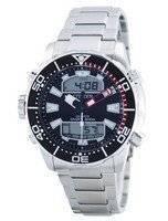 De ciudadano Aqualand Promaster Diver 200M Analógico Digital JP1090-86E Watch de Men