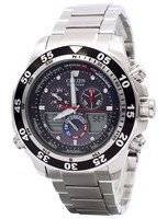 Citizen Promaster Cronógrafo JR4045-57E JR4045 Assista Men World Time