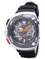Citizen Diver Depth Meter Promaster Cyber Aqualand JV0020-04E Men's Watch