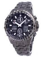 Citizen Promaster Eco-Drive poder reserva rádio controlado relógio 200m JY0039-58E masculino