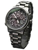 Citizen Promaster SKY Titanium Eco-Drive Atomic JY8025-59E Men's Watch