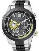 Citizen Promaster Eco Drive Chronograph  World Time JZ1005-58E