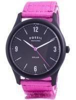 Relógio masculino Fossil Curator Limited Edition Solar LE1113