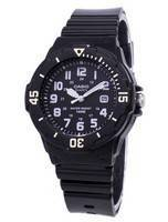 Casio Enticer Analog Black Dial LRW-200H-1BVDF LRW-200H-1BV Women's Watch