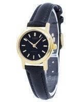 Casio analógico quartzo LTP-1095Q-1A LTP1095Q-1A relógio das mulheres