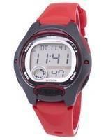 Casio Digital Sports Illuminator LW-200-4AVDF Women's Watch