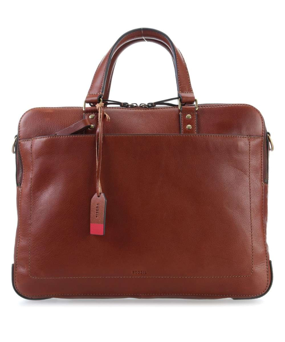 Fossil Defender Double Zip MBG9346222 Men's Workbag