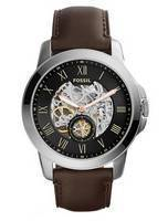 Fossil Grant Automatic Skeleton Dial ME3095 Men's Watch