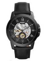 Fossil Grant Automatic Skeleton Dial ME3096 Men's Watch