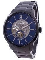 Fossil Townsman Skelton Automatic ME3182 Men's Watch