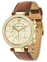 Michael Kors Chronograph Crystal MK2249 Women's Watch