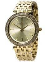 Michael Kors Darci Glitz Crystals Pave Bezel MK3191 Women's Watch