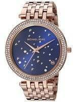 Michael Kors Darci Celestial Pave Quartz MK3728 Women's Watch