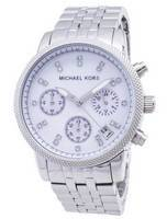 Michael Kors Chronograph Crystals MK5020 Women's Watch
