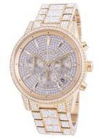 Michael Kors Ritz MK6747 Quartz Diamond Accents Women's Watch