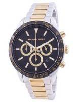 Relógio feminino Michael Kors Layton Chronograph Quartz MK6835