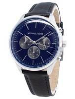 Relógio Michael Kors Sutter MK8721 taquímetro de quartzo para homem