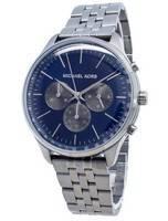 Relógio Michael Kors Sutter MK8724 taquímetro de quartzo para homem