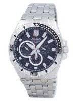 Casio Quartz MTD-1060D-1AV MTD1060D-1AV Men's Watch